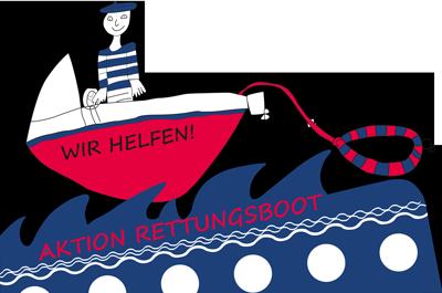 Rettungsboot Stralsund Logo